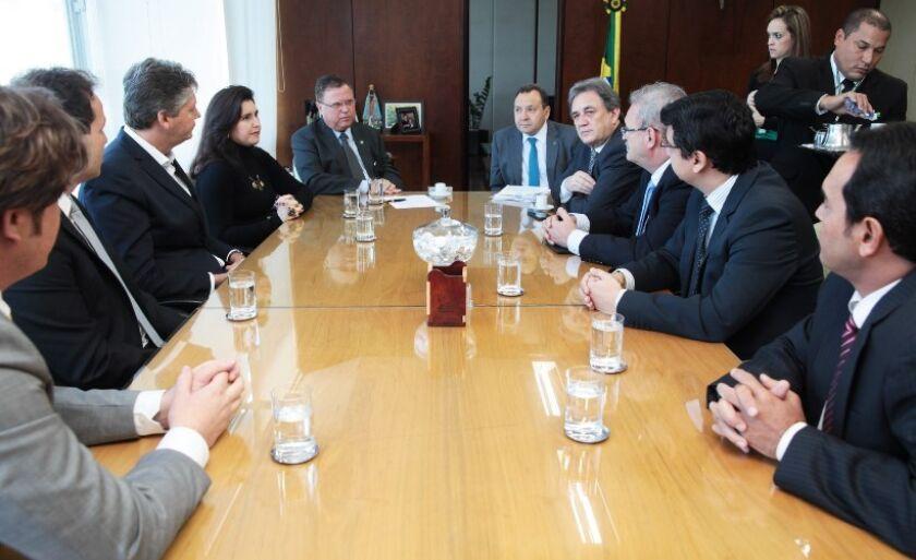 Termo de cessão de áreas no rio Paraná foi assinado nesta semana pelo ministro da Agricultura