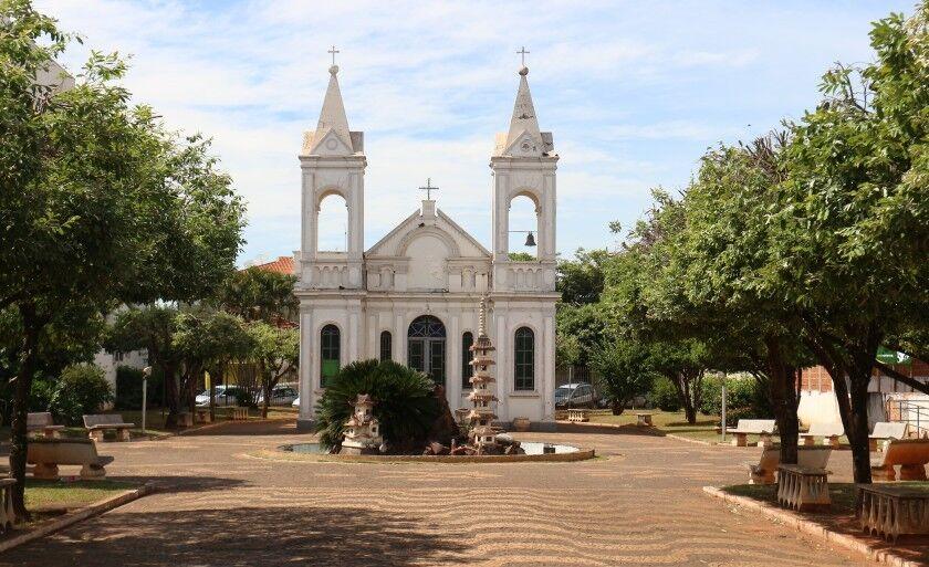 Projeto teve início em fevereiro, com apresentações na Igreja de Santo Antônio
