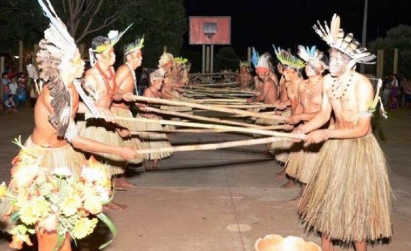 Índios de Anastácio vão participar do desfile de aniversário da cidade