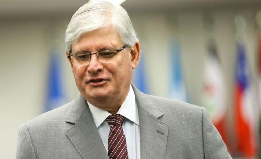 O procurador Rodrigo Janot defendeu também a permanência da irmã do senador, Andrea Neves, na  prisão