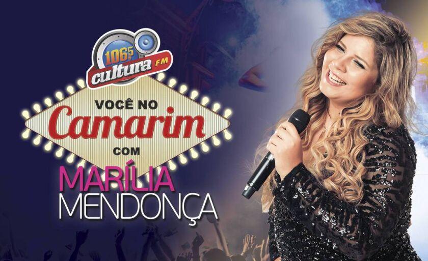 CulturaFm106 realiza promoção para os fãz da cantora