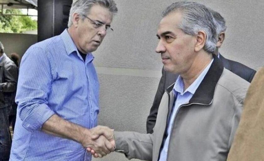 Prefeito de Paranaíba, Ronaldo Miziara, e governador Reinaldo Azambuja dão respostas diferentes, mas geram a mesma sensação no eleitor: tristeza e decepção