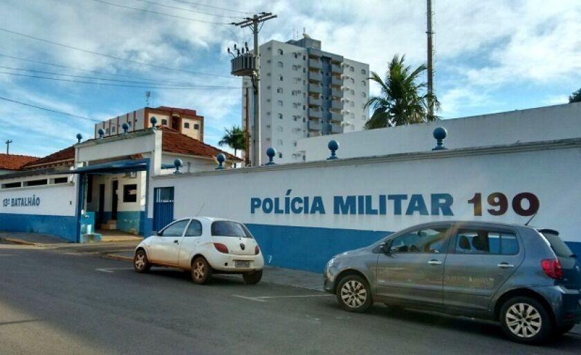 Polícia Militar realizou diligências pela região na busca pelo agressor