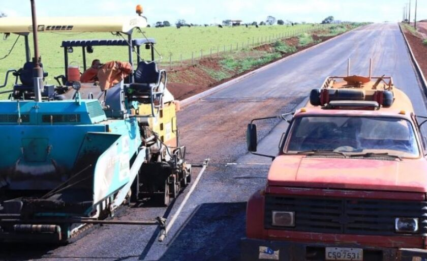 Governo do Estado abriu licitação para a restauração da MS-338 e da MS 395