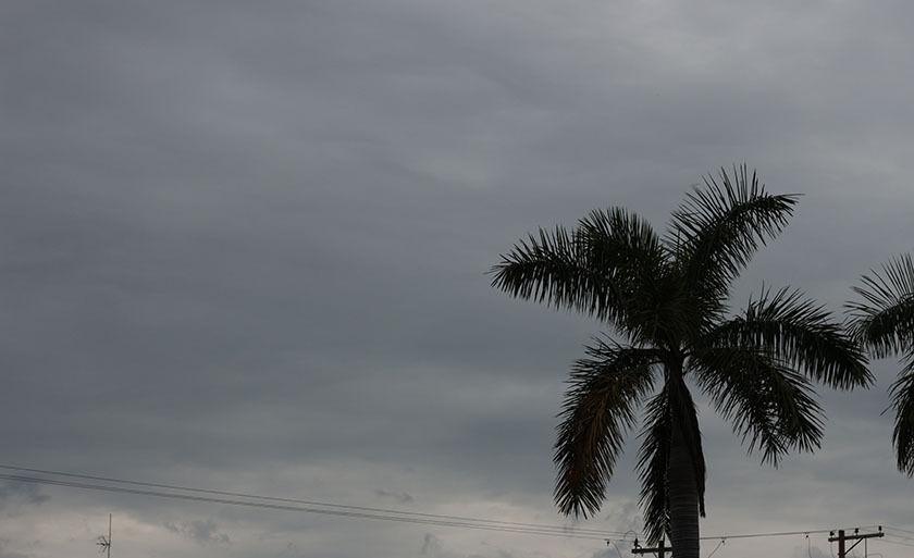 Segunda-feira será de chuva em Três Lagoas