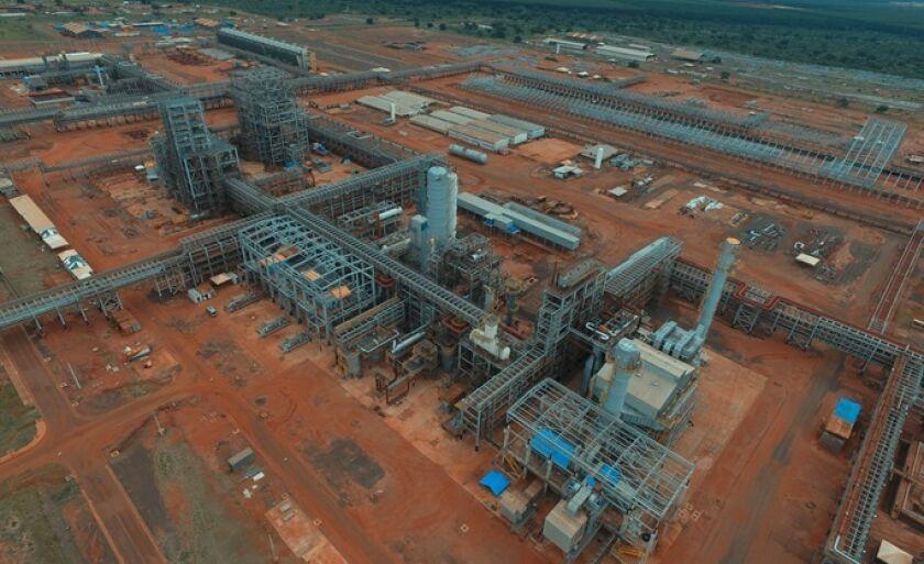 Fábrica de Fertilizantes Nitrogenados da Petrobras está na lista das grandes obras paralisadas