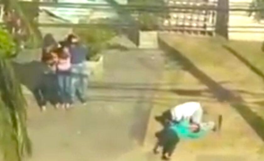 Assalto acabou com 5 mortos