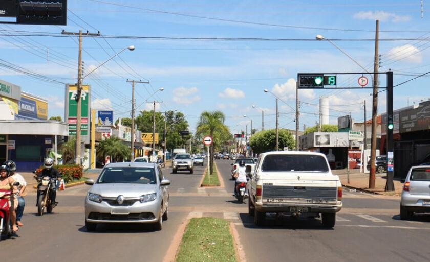 Avenida Clodoaldo Garcia se tornou o principal alvo dos criminosos em Três Lagoas