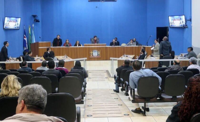 Por mês, o funcionamento da Câmara custa R$ 1,2 milhão ao município