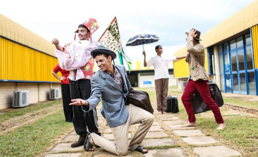 Escola Municipal de Teatro está vinculada ao Grupo de Teatro Identidade