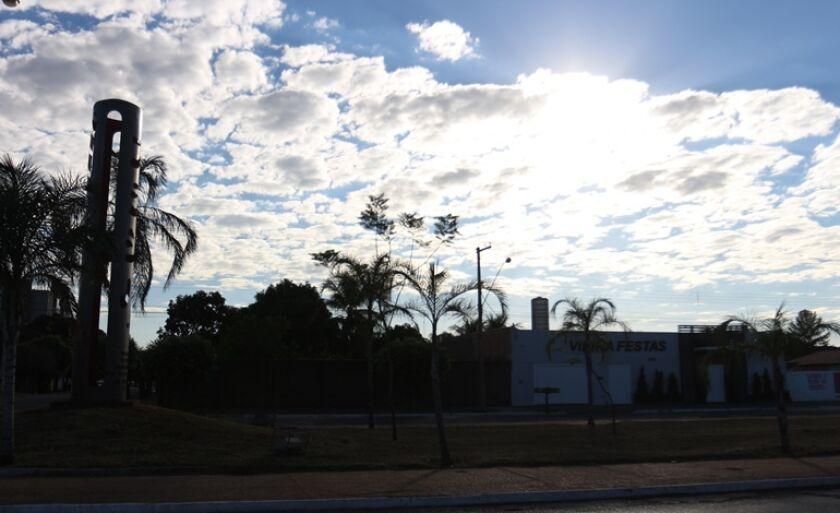 Segunda-feira será de clima ameno em Três Lagoas
