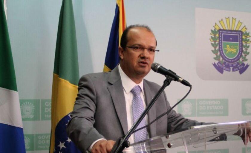 José Carlos Barbosa, Secretário de Justiça e Segurança Pública