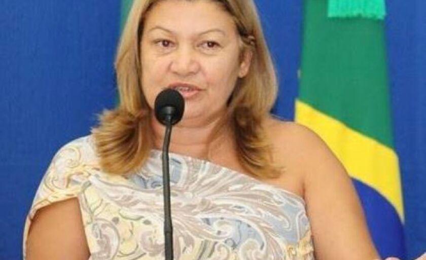 Vereadora Marisa Rocha do PSB