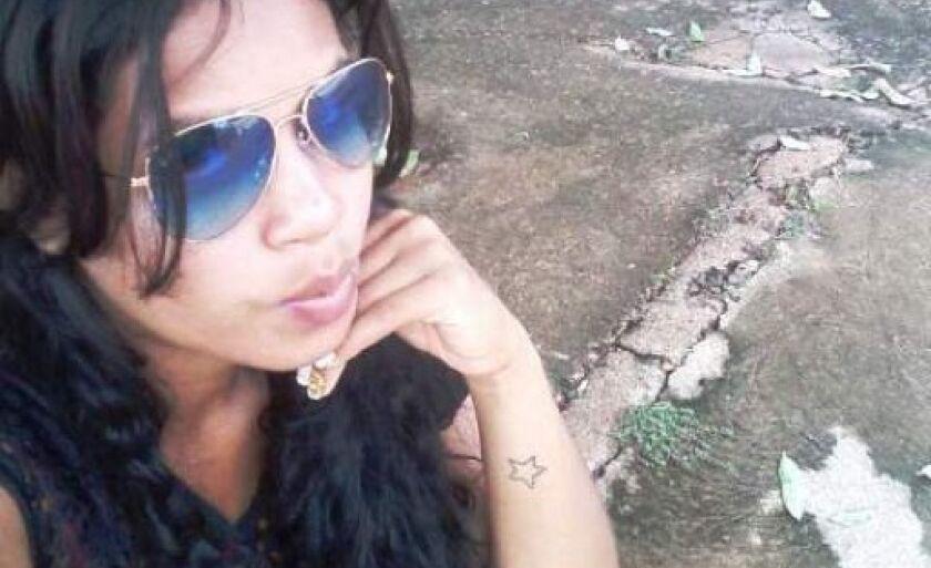 Hevelyn de Abreu Xavier, de 24 anos, foi estrangulada dentro da própria residência