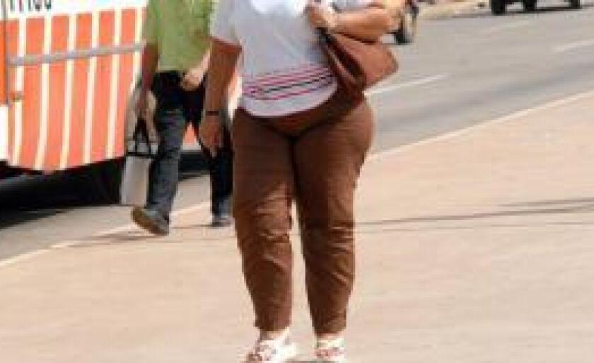 Pesquisa revelou aumento dos casos de obesidade de 2006 a 2016