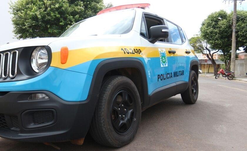 Polícia Militar foi chamada e as viaturas operacionais realizaram diligências