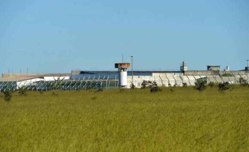 Complexo Penitenciário da Papuda no Distrito Federa
