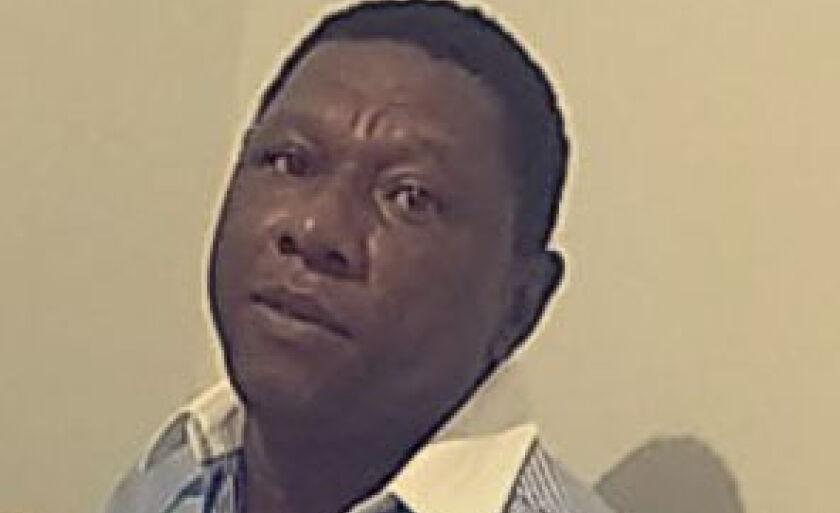 João Maria dos Santos, 54 anos, conhecido como Santinho, funcionário público lotado como assessor de imprensa na Câmara Municipal de Paranaíba
