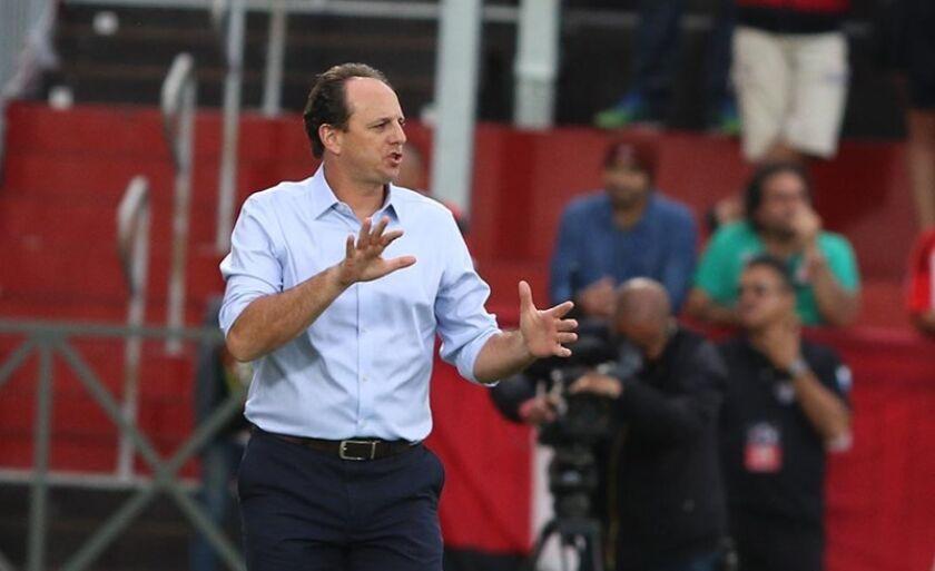 Rogério Ceni não é mais o técnico do São Paulo
