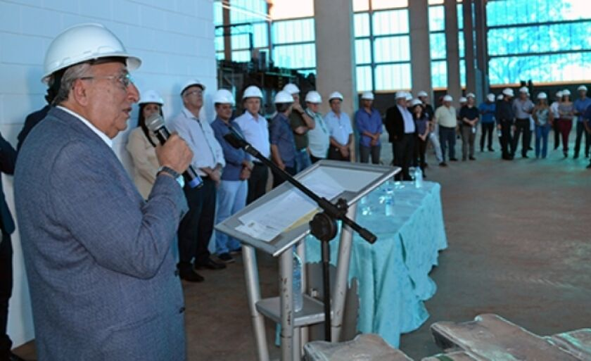 Senador destacou a importância dos investimentos da Latasa para a cidade