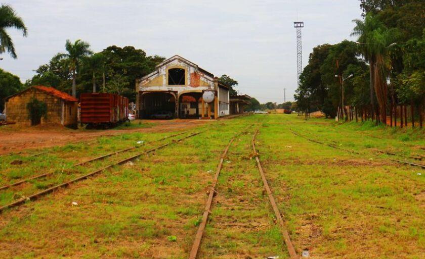 Estação ferroviária de Três Lagoas foi inaugurada em 31 de dezembro de 1912
