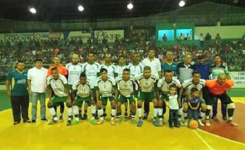 Equipe de Paranaíba se classifca para semifinal da Copa Morena de Futsal