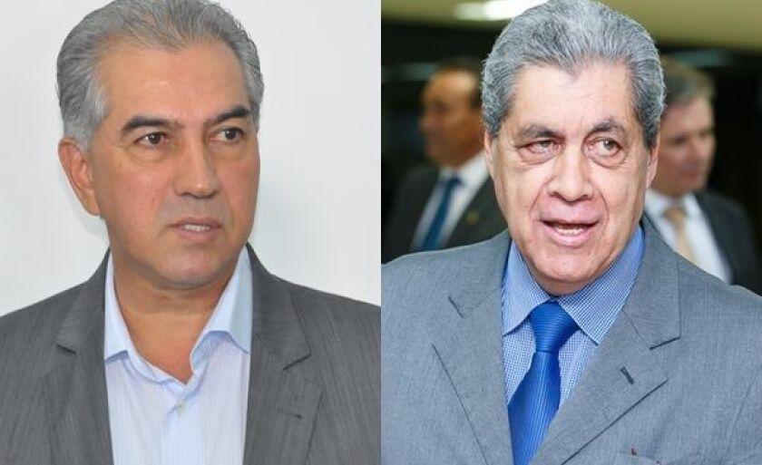 Reinaldo Azambuja e André Puccinelli também tiveram seus governos avaliados