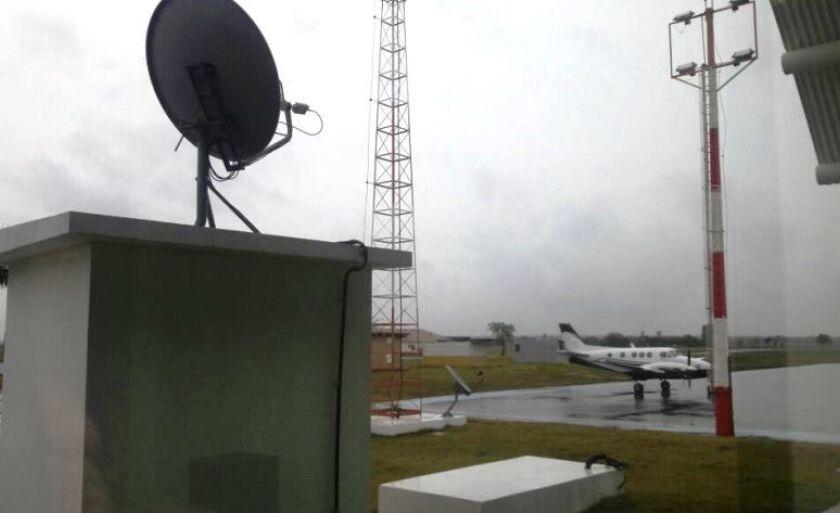 Nesta quinta-feira o avião da Azul Linhas Áreas teve que pousar e decolar em Araçatuba