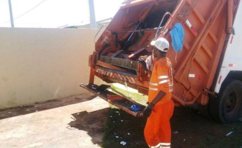 Serviço de coleta de lixo em Três Lagoas é feito pela empresa Financial desde 2006