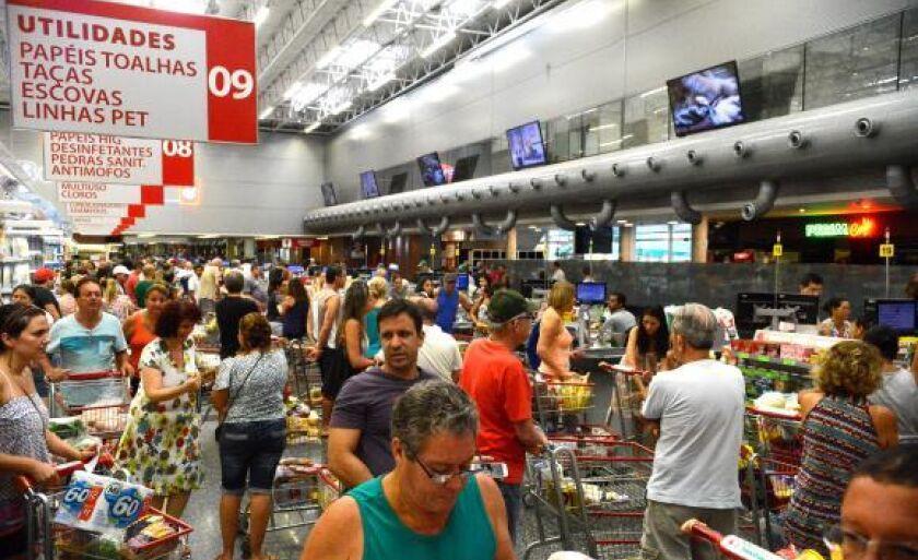 Gêneros alimentícios ficaram mais baratos em São Paulo, em julho
