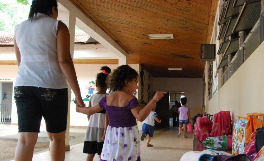 Maior demanda de vagas nos Centros de Educação Infantil é para crianças de até três anos