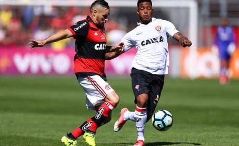 Flamengo perdeu em casa pro time baiano