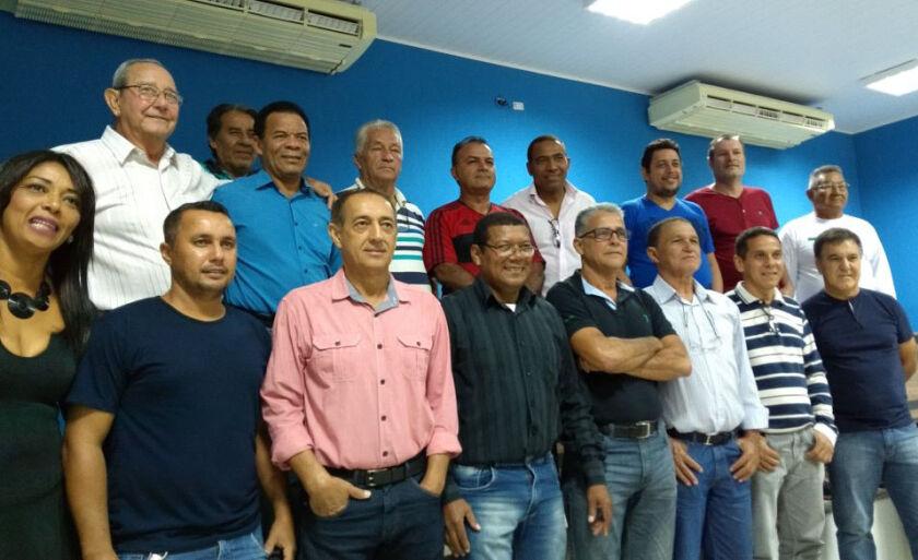 Diretoria da Liga de Futebol Amador se reuniu para decidir detalhes do campeonato deste ano