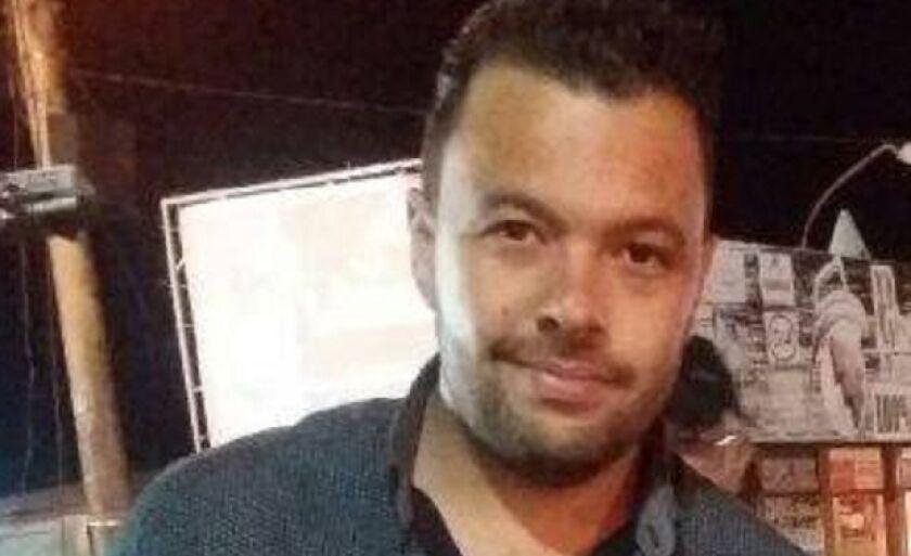 O paranaibense Tiago Menani, 29 anos, está desaparecido desde a noite desta segunda-feira (31)