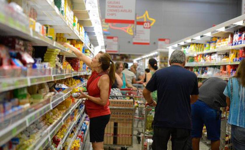 Mercado financeiro reduziu de 3,45% para 3,38% estimativa da inflação para este ano