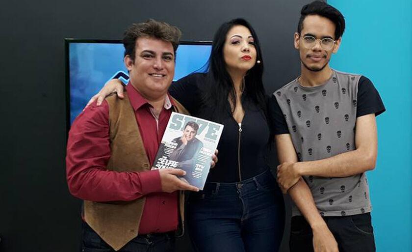 """13º edição da Revista Se7e no programa """"A Casa é Sua"""" desta sexta-feira (29)"""