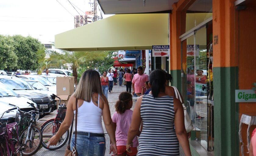Dívidas de consumidores no comércio da cidade já passam de R$ 1 milhão