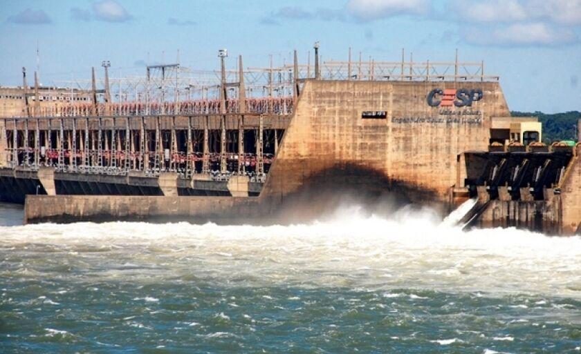 Companhia vai contratar jovens técnicos para trabalhar em usinas hidrelétricas
