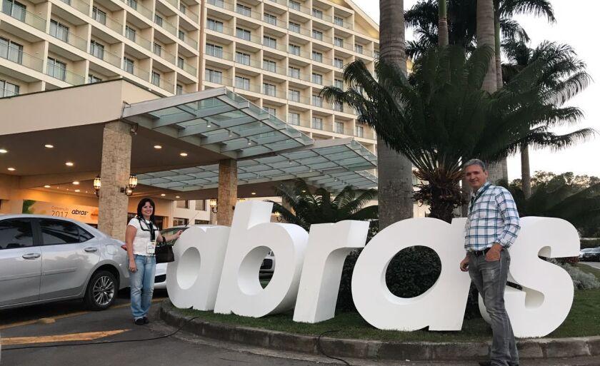 Empresários de Três Lagoas participaram da 51ª Edição da Convenção Abras, realizada entre 12 e 14 de setembro, no interior de SP