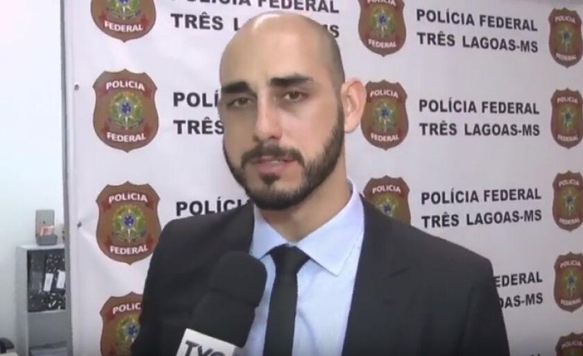 O novo chefe da PF disse que 'fará ainda mais contra corrupção e drogas'
