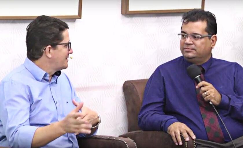O advogado Dr. Márcio Oliveira respondeu perguntas sobre benefícios previdenciários.