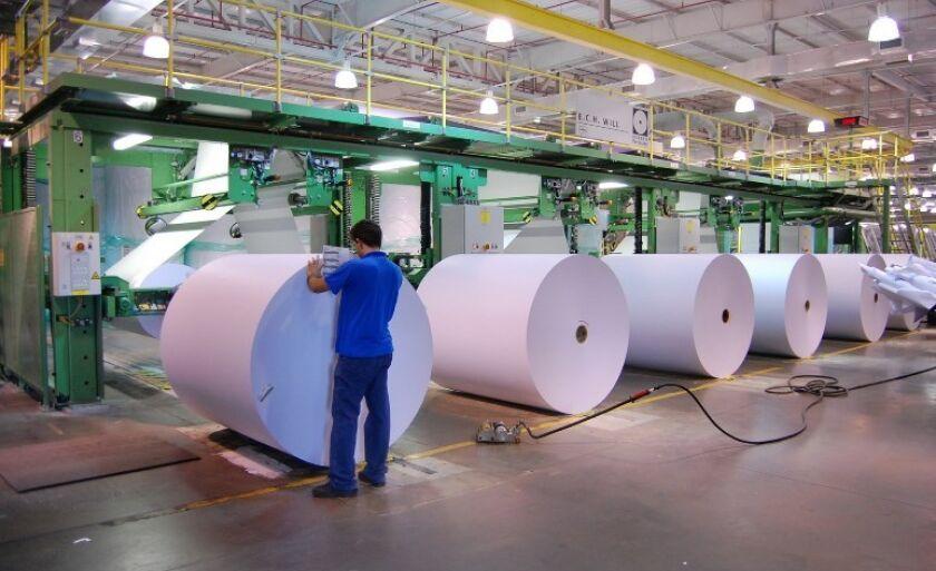Celulose é o carro chefe das exportações em Três Lagoas