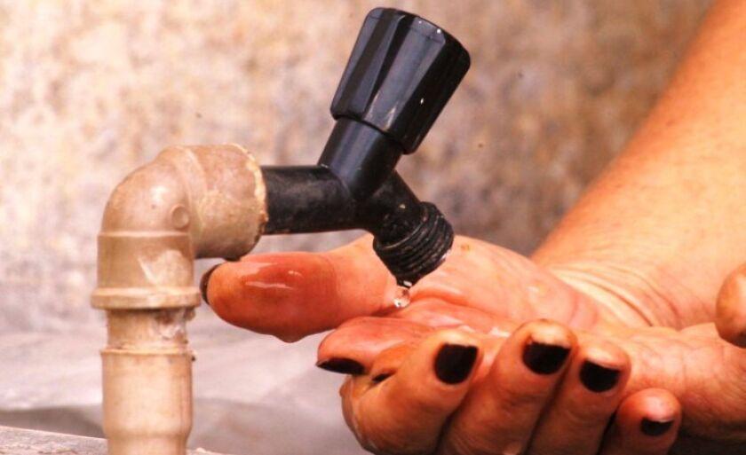 Obra para interligação de rede deixará bairros sem água nesta quarta e quinta-feira
