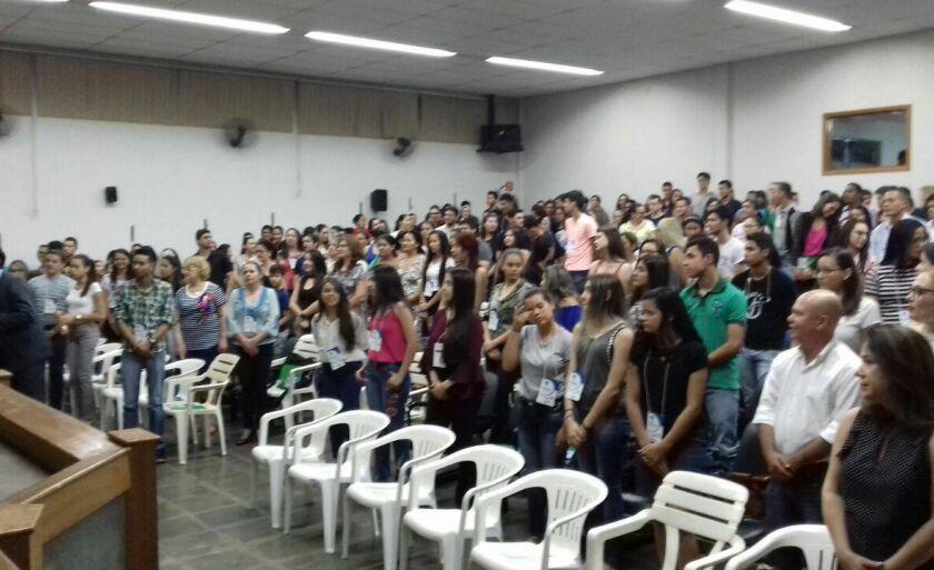 O encerramento ocorreu no auditório da Fipar na noite de sexta-feira (29)