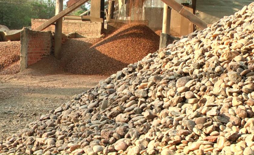 Departamento fiscaliza atividades na área de mineração em Três Lagoas