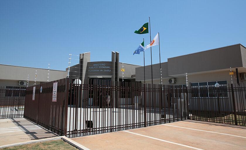 Sede do Ministério Público de Aparecida do Taboado foi inaugurada na manhã desta terça-feira (12)