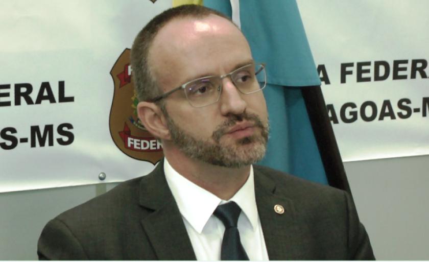 Promotor de Justiça Luciano Anechini Lara leite