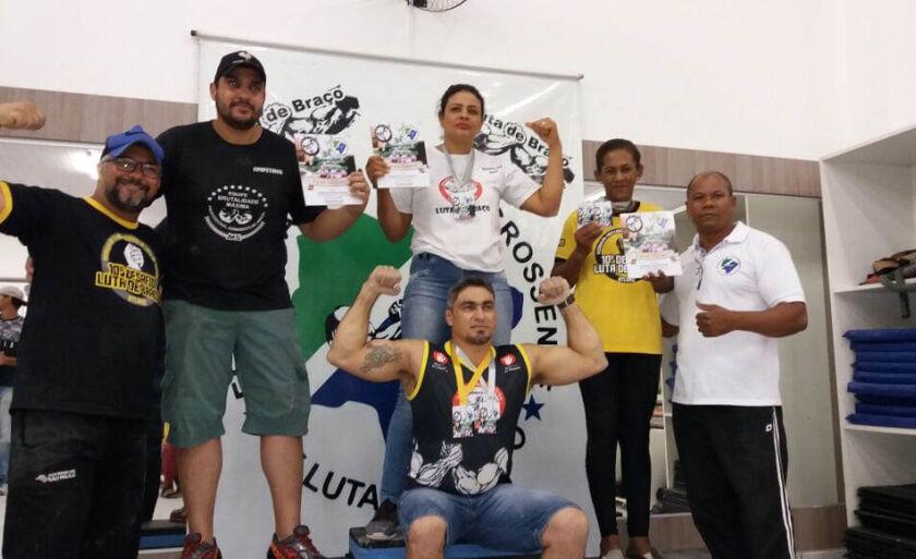 Equipes se enfrentaram em Campo Grande, em várias categorias
