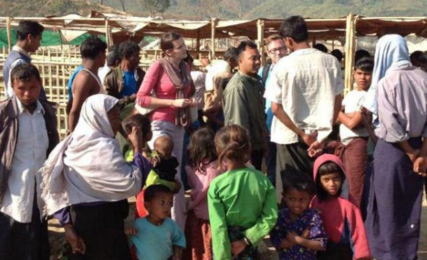 ONU clama pela proteção de civis em Mianmar