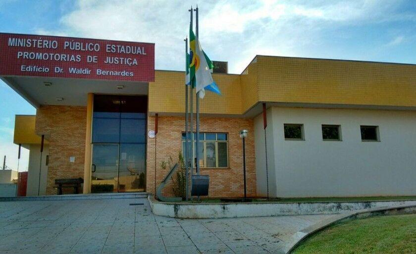 Sede do Ministério Público de Justiça